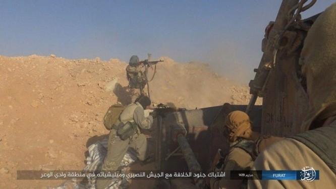 IS khiến quân đội Syria sa lầy tại mặt trận nam Deir Ezzor ảnh 2