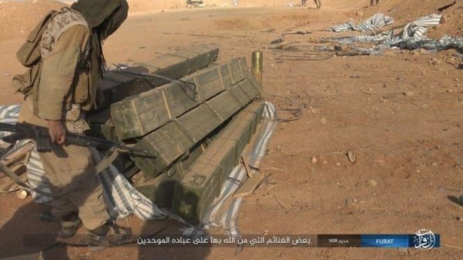 IS khiến quân đội Syria sa lầy tại mặt trận nam Deir Ezzor ảnh 3