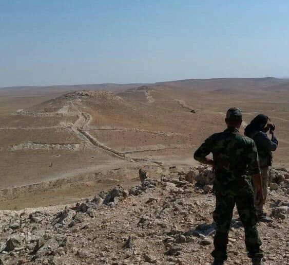 """Quân Syria giải phóng làng """"nô lệ tình dục"""" IS tại Hama (video) ảnh 2"""