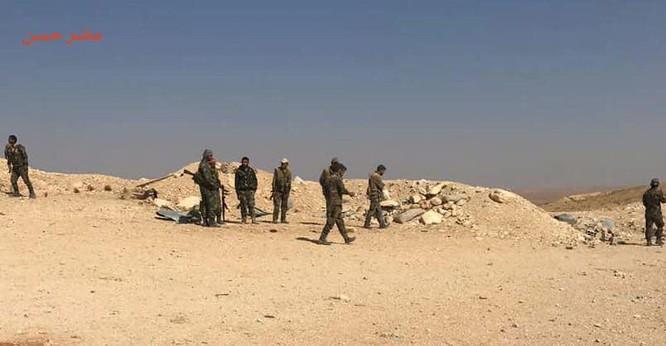 """Quân Syria giải phóng làng """"nô lệ tình dục"""" IS tại Hama (video) ảnh 4"""