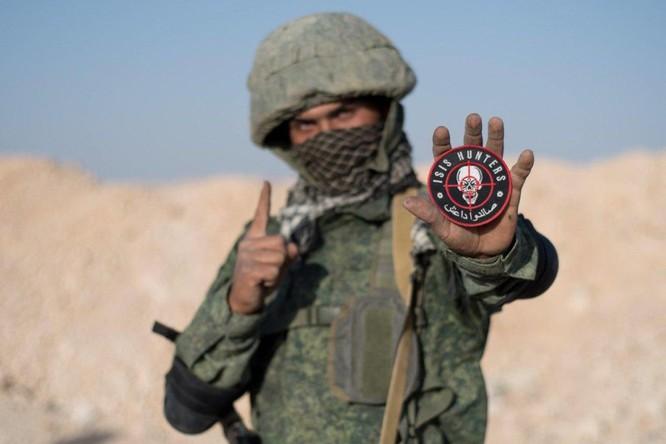 """Đặc nhiệm Săn IS tiến đánh IS, người Kurd """"đâm sau lưng"""" quân đội Syria (video) ảnh 1"""