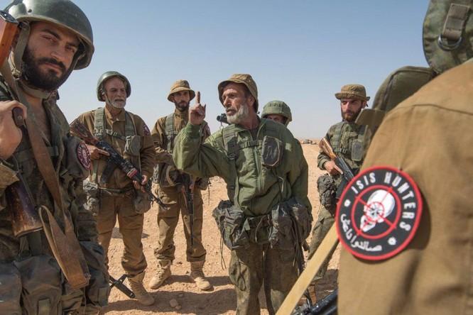 """Đặc nhiệm Săn IS tiến đánh IS, người Kurd """"đâm sau lưng"""" quân đội Syria (video) ảnh 4"""