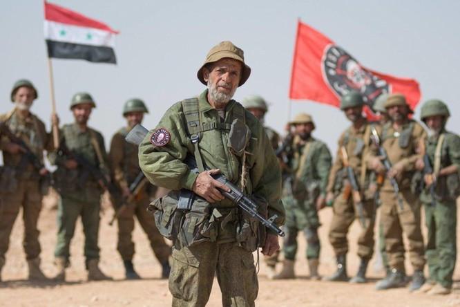 """Đặc nhiệm Săn IS tiến đánh IS, người Kurd """"đâm sau lưng"""" quân đội Syria (video) ảnh 5"""