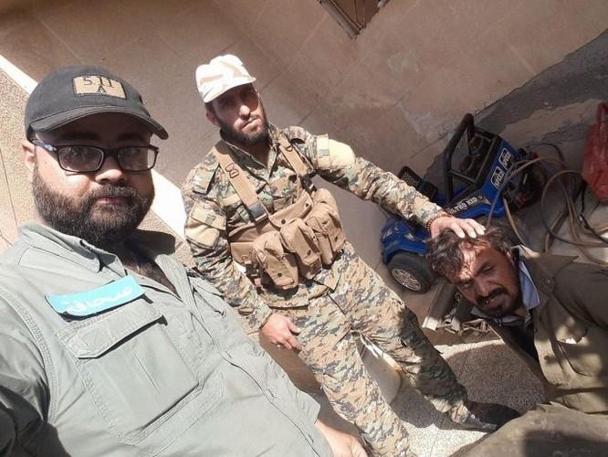 Syria: Quân Palestine đè bẹp IS tấn công tại tây Euphrates ảnh 1