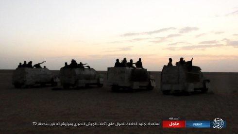 Quân Syria uy hiếp thành trì cuối của IS, phiến quân tử thủ al-Bukamal ảnh 3