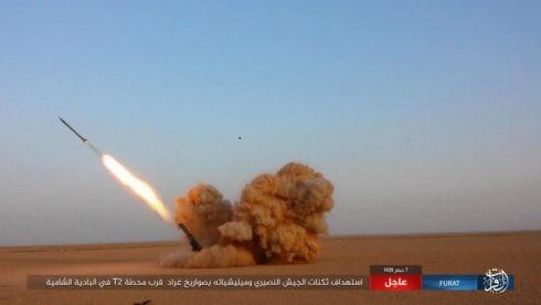 Quân Syria uy hiếp thành trì cuối của IS, phiến quân tử thủ al-Bukamal ảnh 4
