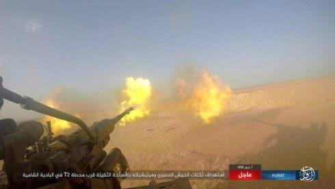 Quân Syria uy hiếp thành trì cuối của IS, phiến quân tử thủ al-Bukamal ảnh 5