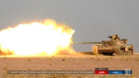 Quân Syria uy hiếp thành trì cuối của IS, phiến quân tử thủ al-Bukamal ảnh 8