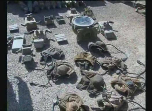 Quân đội Syria phát hiện kho vũ khí khủng của IS ảnh 2