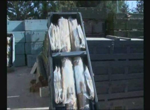 Quân đội Syria phát hiện kho vũ khí khủng của IS ảnh 5