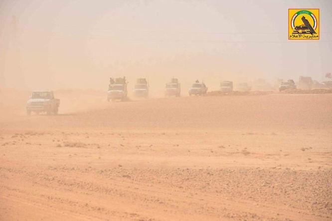 IS thua liểng xiểng, bị quân đội Iraq quét sạch khỏi 21.000 km2 lãnh thổ ảnh 2