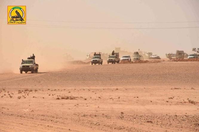 IS thua liểng xiểng, bị quân đội Iraq quét sạch khỏi 21.000 km2 lãnh thổ ảnh 3