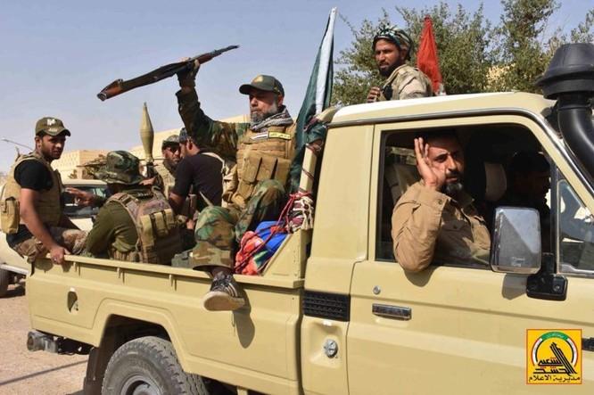 IS thua liểng xiểng, bị quân đội Iraq quét sạch khỏi 21.000 km2 lãnh thổ ảnh 4