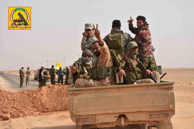 IS thua liểng xiểng, bị quân đội Iraq quét sạch khỏi 21.000 km2 lãnh thổ ảnh 5
