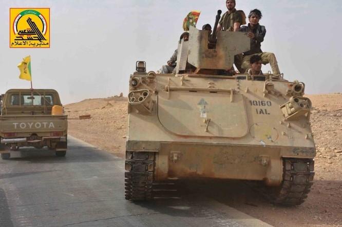 IS thua liểng xiểng, bị quân đội Iraq quét sạch khỏi 21.000 km2 lãnh thổ ảnh 6