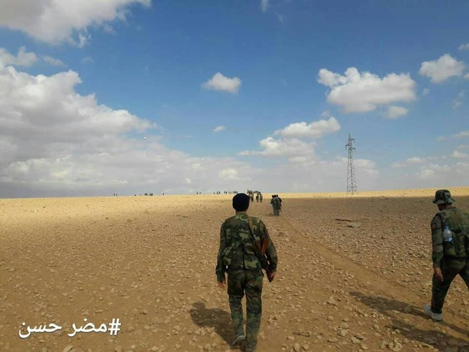 Quân đội Syria đập tan Al Qeada, chiếm hàng loạt địa bàn ở Hama ảnh 2