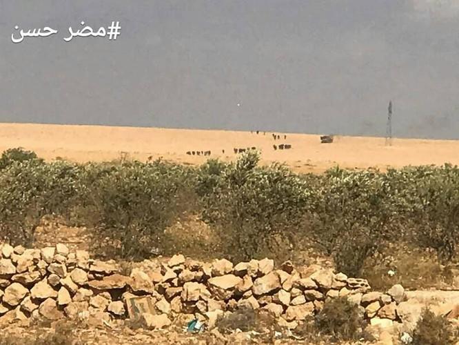 Quân đội Syria đập tan Al Qeada, chiếm hàng loạt địa bàn ở Hama ảnh 3