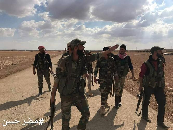Quân đội Syria đập tan Al Qeada, chiếm hàng loạt địa bàn ở Hama ảnh 5