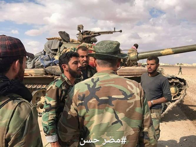Quân đội Syria đập tan Al Qeada, chiếm hàng loạt địa bàn ở Hama ảnh 6