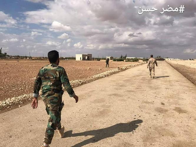 Quân đội Syria đập tan Al Qeada, chiếm hàng loạt địa bàn ở Hama ảnh 7