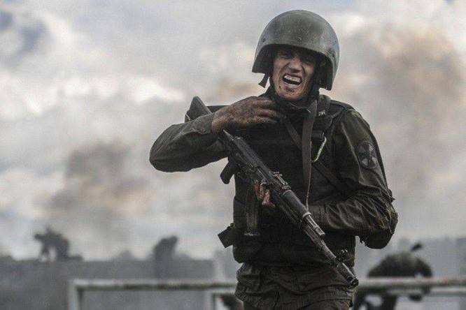 """Nghẹt thở xem Nga rèn lính đặc nhiệm """"mũ đỏ"""" (ảnh - video) ảnh 13"""