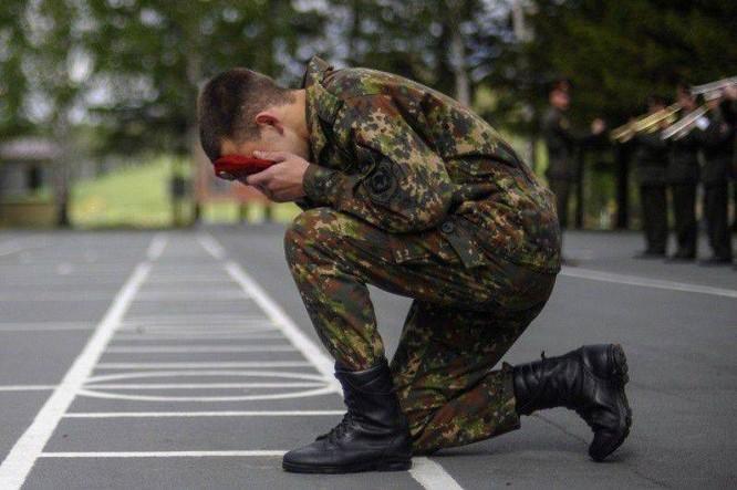 """Nghẹt thở xem Nga rèn lính đặc nhiệm """"mũ đỏ"""" (ảnh - video) ảnh 19"""