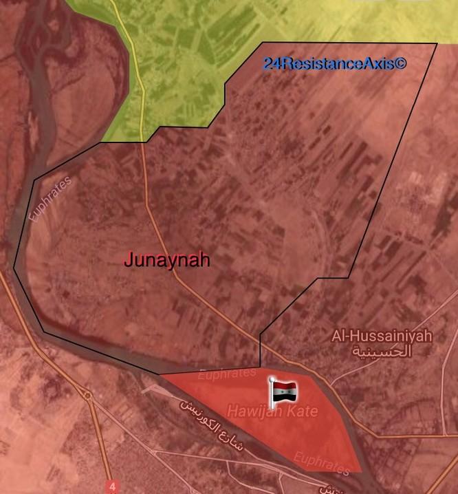 """Syria: Mỹ-Kurd """"thả"""" IS đào thoát khỏi tử địa Deir Ezzor ảnh 1"""