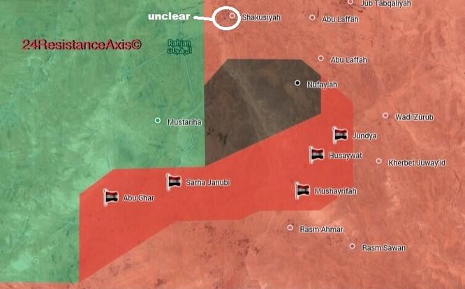 Quân Syria đập tan phiến quân al Qaeda, chiếm 6 khu vực tại Hama ảnh 3