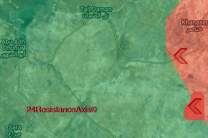 Quân Syria đập tan phiến quân al Qaeda, chiếm 6 khu vực tại Hama ảnh 5