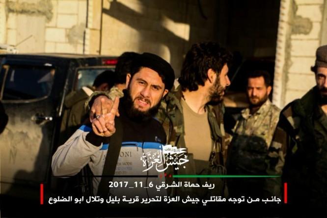 Phiến quân Syria Mỹ hậu thuẫn phản công lớn trên chiến trường Hama ảnh 5