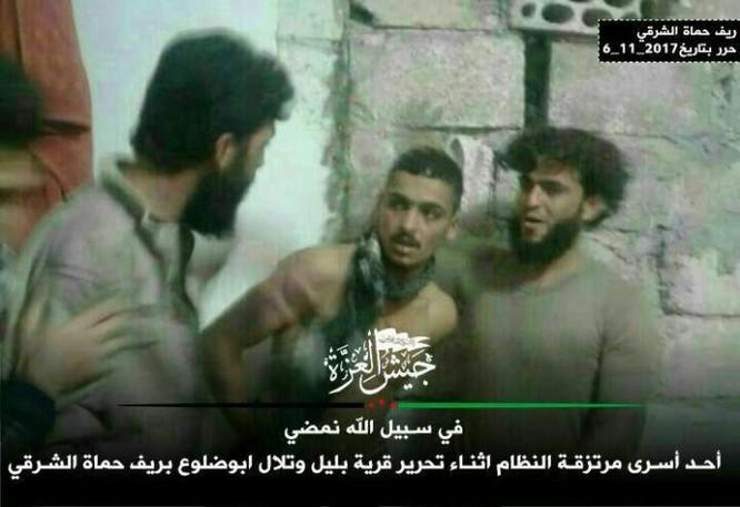 Phiến quân Syria Mỹ hậu thuẫn phản công lớn trên chiến trường Hama ảnh 8