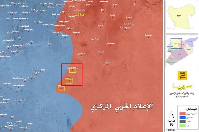 Chiến sự Syria: Quân chính phủ đánh chiếm cứ địa phe thánh chiến tại nam Aleppo ảnh 2