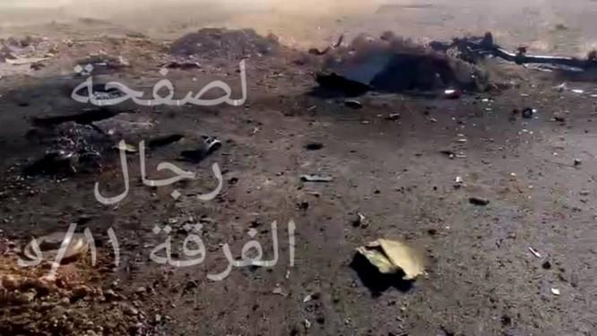 Quân đội Syria nghiền nát Al-Qaeda, FSA phản công trên tuyến lửa Hama ảnh 1
