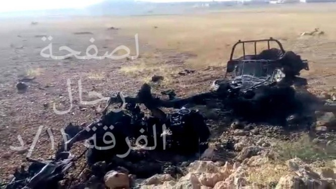 Quân đội Syria nghiền nát Al-Qaeda, FSA phản công trên tuyến lửa Hama ảnh 2
