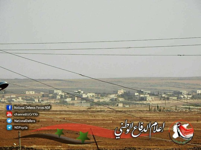 Nga yểm trợ, quân đội Syria đánh chiếm nhiều địa bàn quan trọng ở Hama ảnh 5