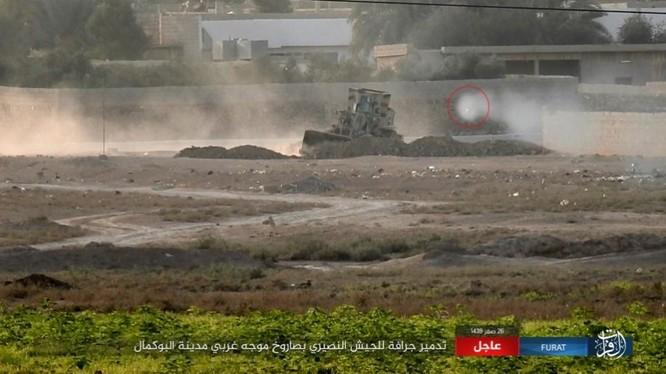 Liên quân Mỹ ngăn chặn quân đội Syria đánh vào sào huyệt IS tại AbuKamal ảnh 7