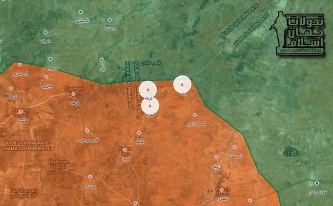 Quân Syria nghiền nát khủng bố Al-Qaeda, chiếm liên tiếp 3 thị trấn tại Hama ảnh 1