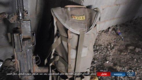 IS nã pháo phản lực giáng trả người Kurd càn quét Euphrates ảnh 4