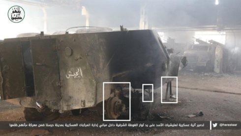 Quân Syria bại trận tại ngoại vi Damascus, Vệ binh Cộng hòa sắp phản công ảnh 2