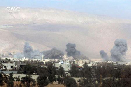 Quân Syria bại trận tại ngoại vi Damascus, Vệ binh Cộng hòa sắp phản công ảnh 3