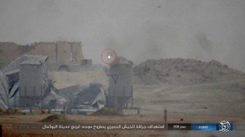 Không quân Nga xung trận cùng quân Syria chiếm được 3/4 thành Albukamal ảnh 7