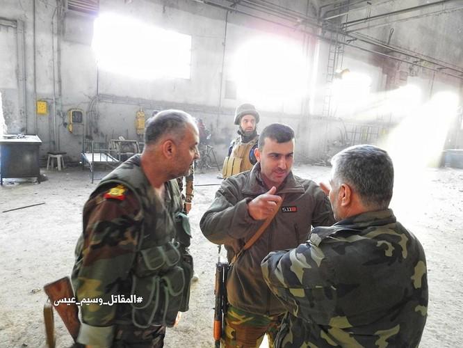 Chiến sự Syria: Quân Assad phản công tái chiếm địa bàn ngoại vi Damascus ảnh 4