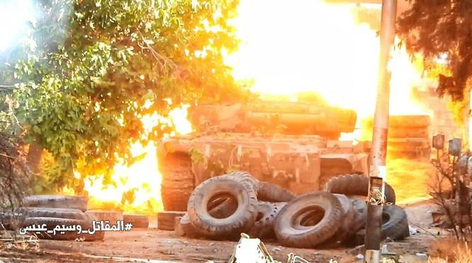 Chiến sự Syria: Quân Assad phản công tái chiếm địa bàn ngoại vi Damascus ảnh 7