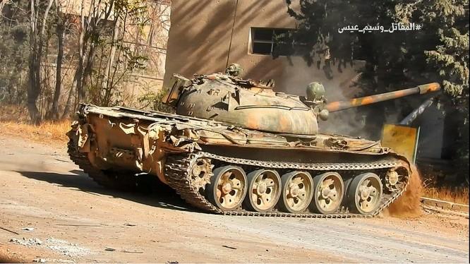 Chiến sự Syria: Quân Assad phản công tái chiếm địa bàn ngoại vi Damascus ảnh 9