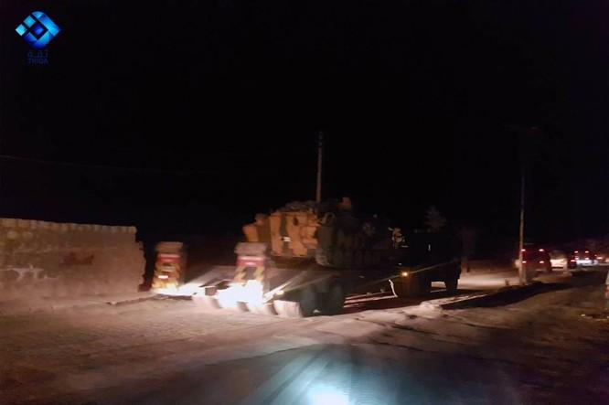 Người Kurd Syria bị pháo kích, Thổ Nhĩ Kỳ tăng quân sẵn sàng tấn công ảnh 1