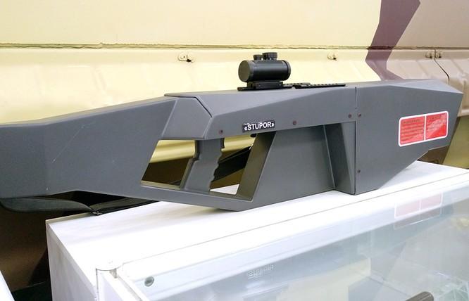 Nga hạ UAV phiến quân Syria bằng vũ khí lạ ảnh 1
