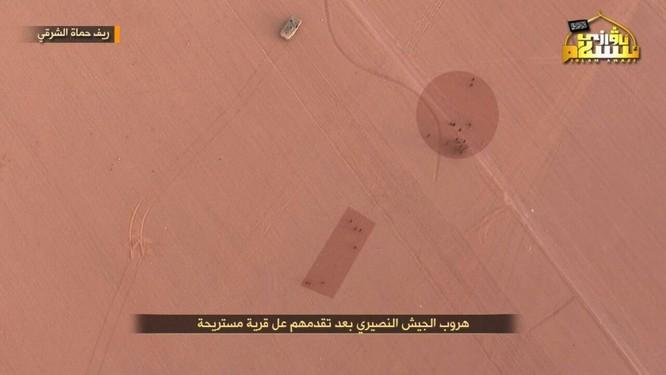 Quân Syria thua thảm trước phiến quân trên chiến trường Hama ảnh 2