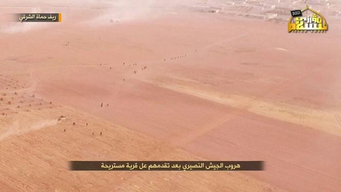 Quân Syria thua thảm trước phiến quân trên chiến trường Hama ảnh 3