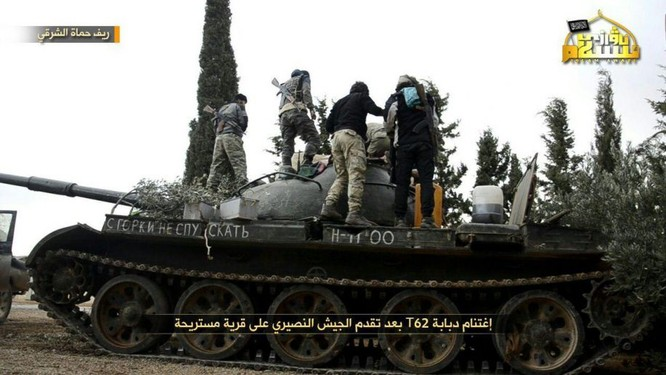 Quân Syria thua thảm trước phiến quân trên chiến trường Hama ảnh 4
