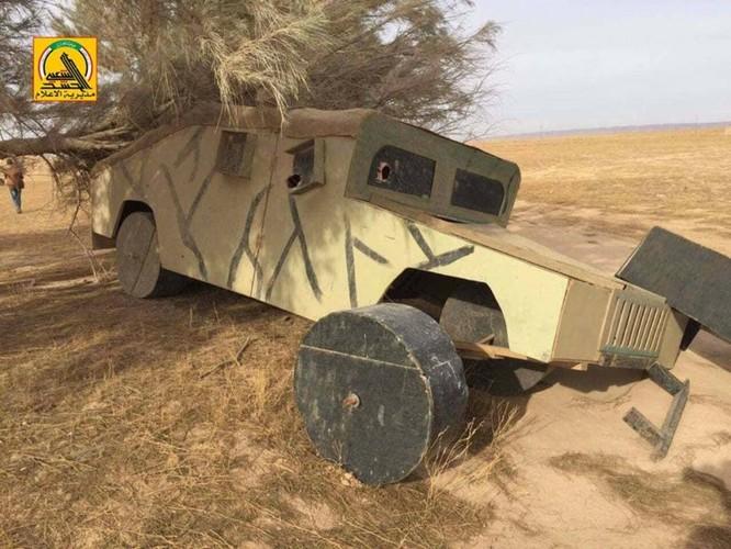 IS thua thảm, quân Iraq mất hàng chục địa bàn tại chiến trường Anbar (video) ảnh 1